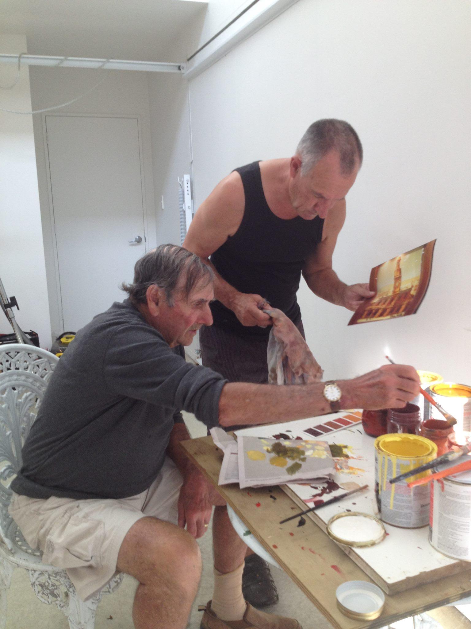 Doug & Geoff Williams